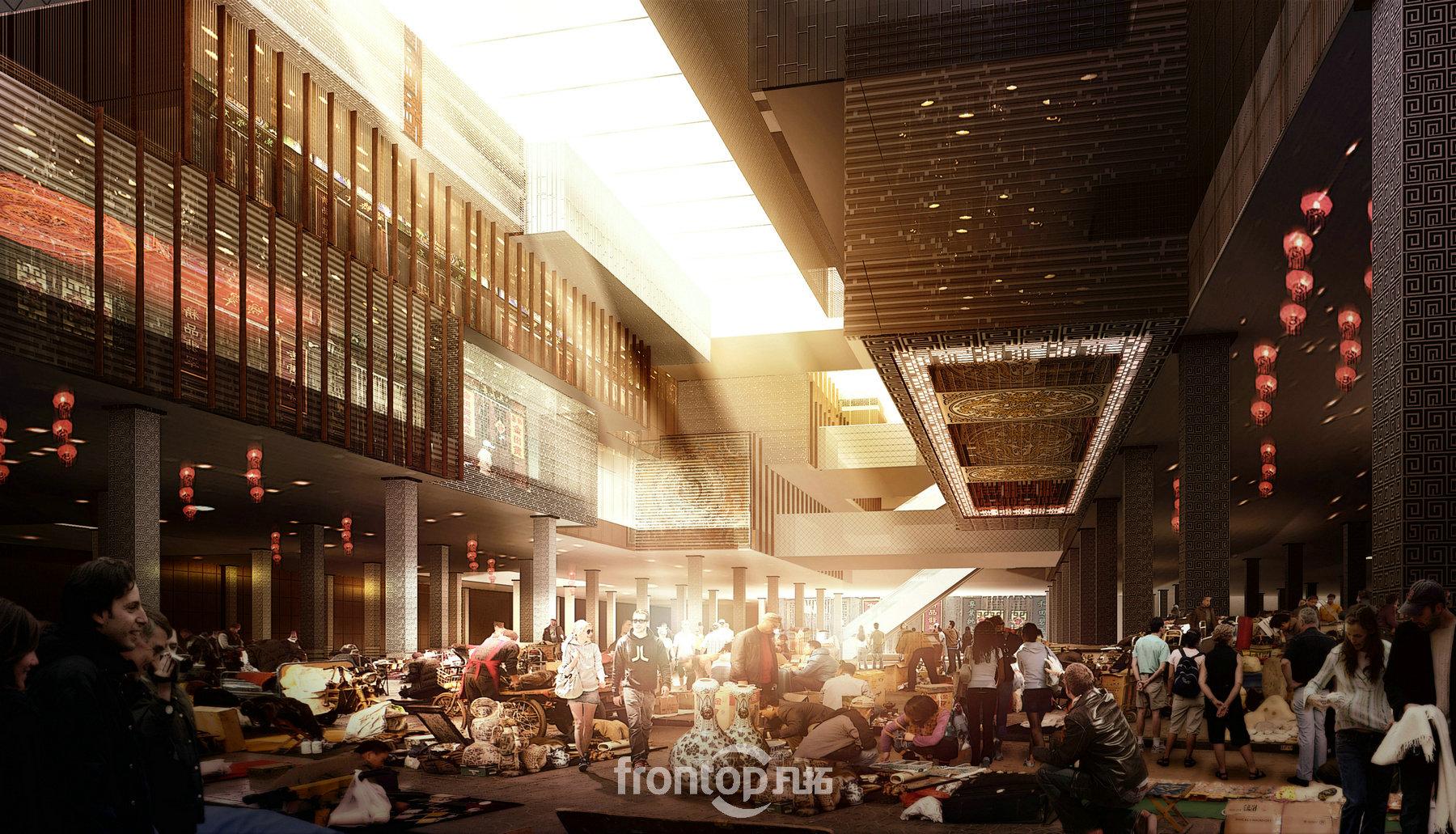 北京潘家园古玩市场