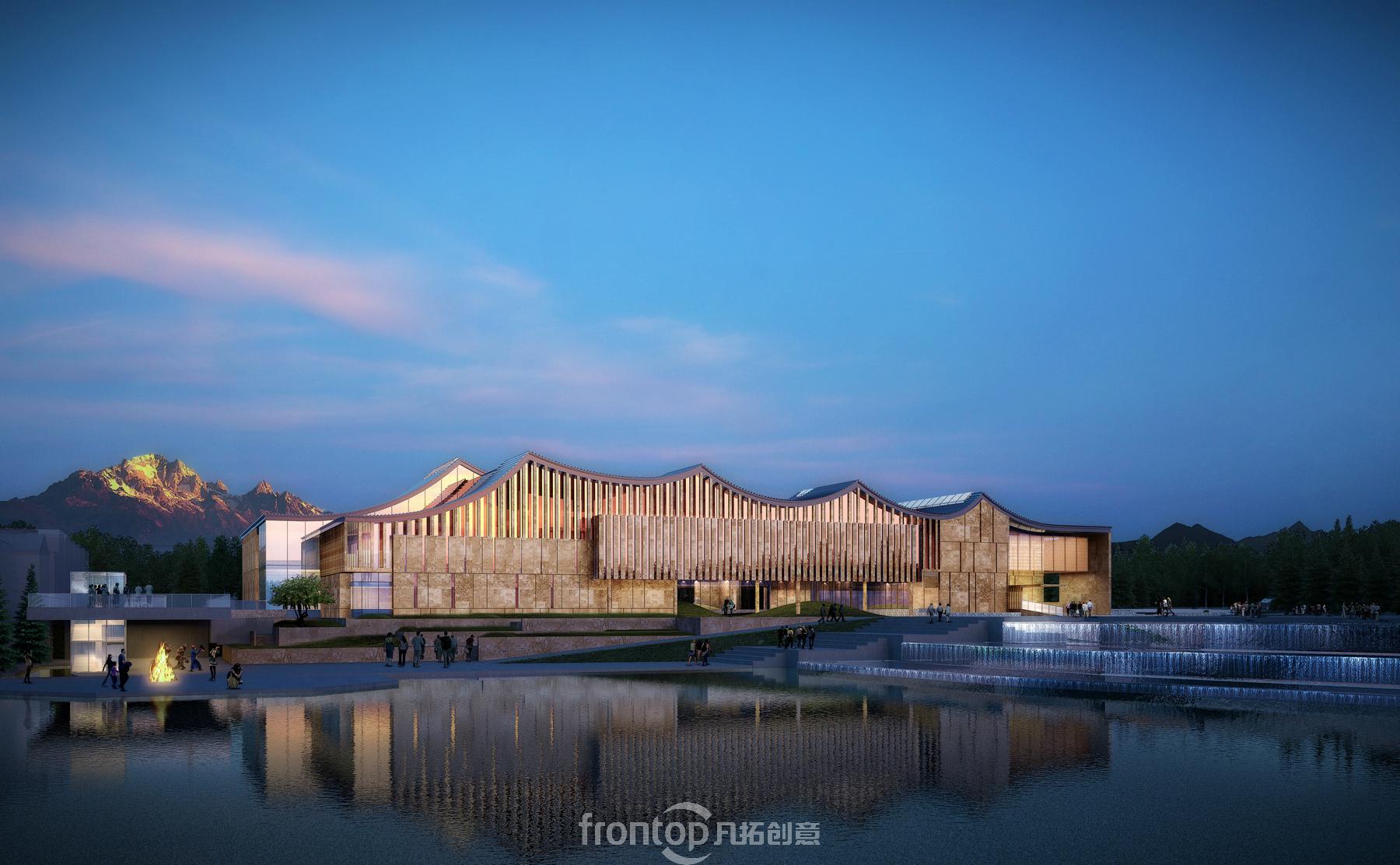 丽江博物馆